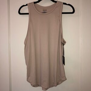 New with Tags Tan DYI Go-To Tank